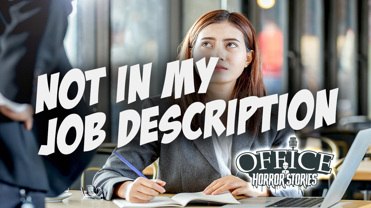 38: Not In My Job Description | Manager Tools