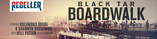 Black Tar Boardwalk