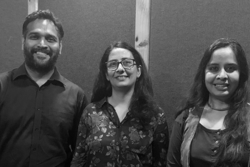 12: Short form poetry with Pooja, Sanket and Rochelle