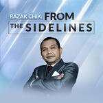 Razak Chik: From The Sidelines