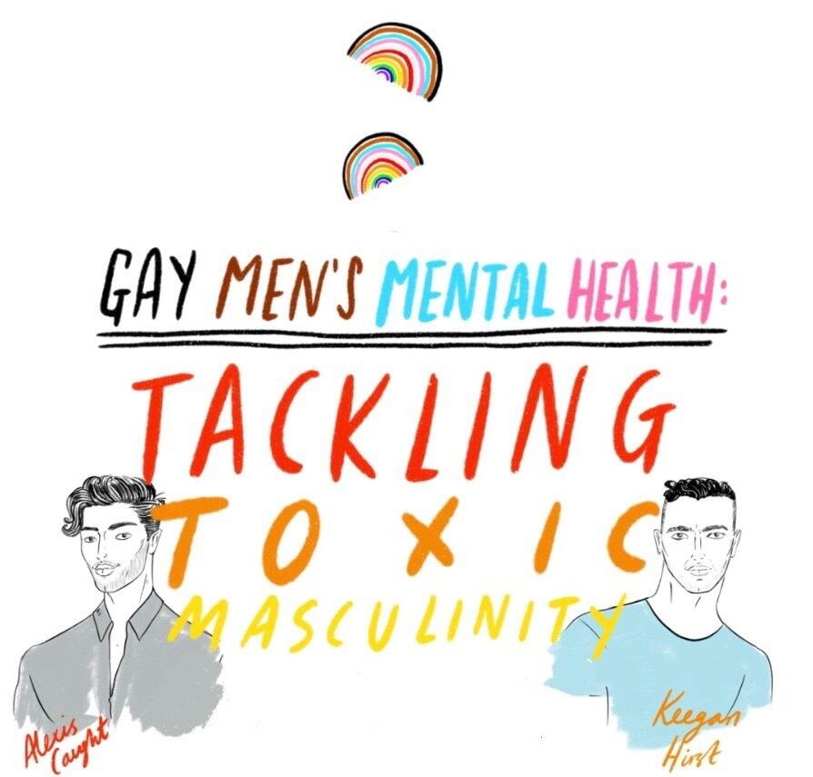 14: Tackling Toxic Masculinity, with Keegan Hirst