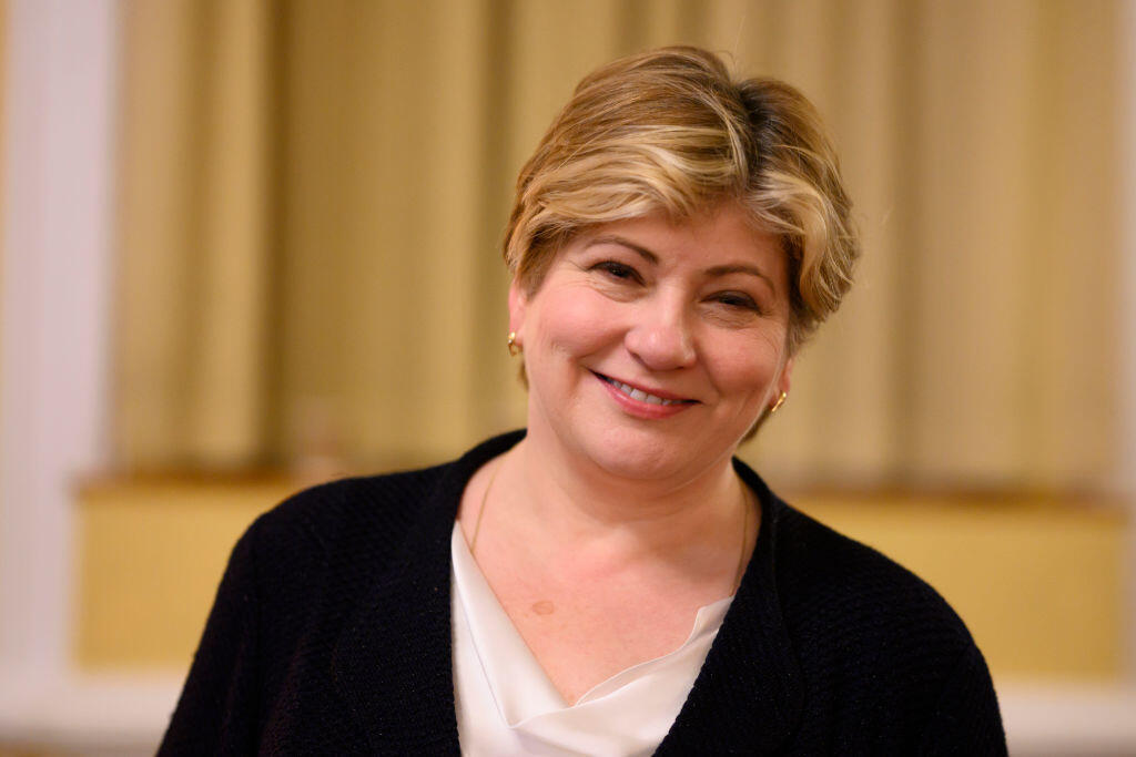 The Emily Thornberry Edition