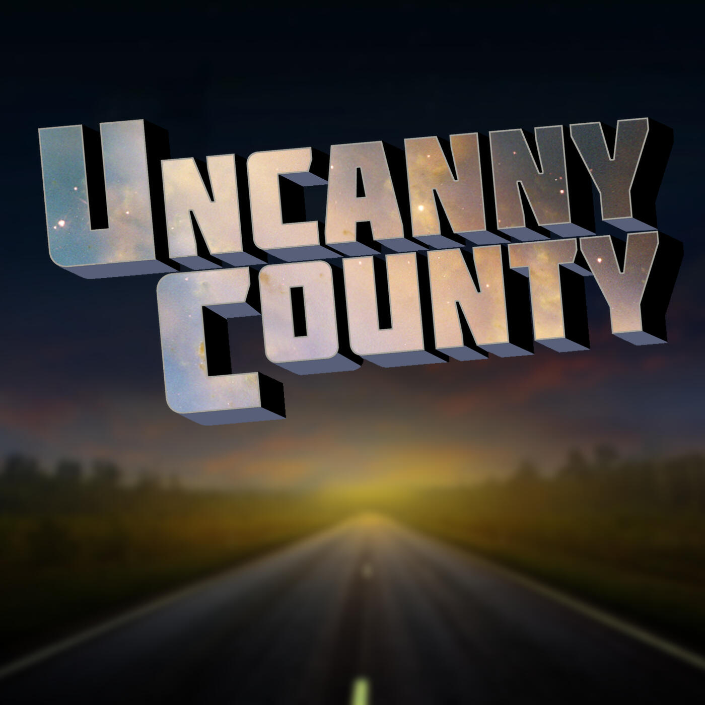 """    Uncanny County "" Podcast"
