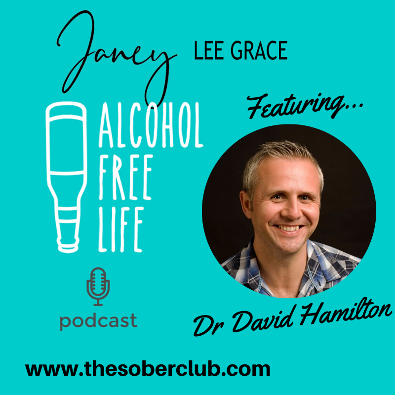 68: Dr David Hamilton on How you mind can heal your body