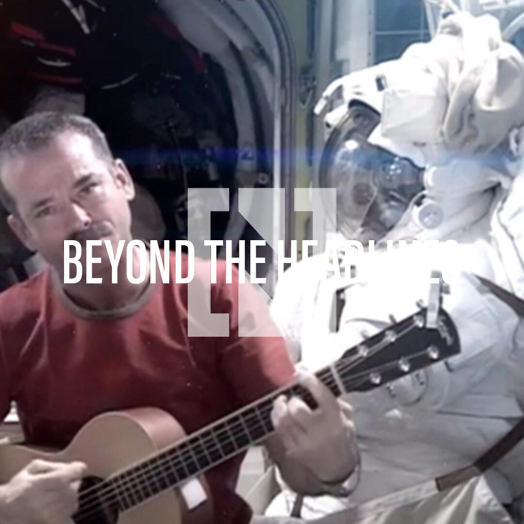 Chris Hadfield: An astronaut's guide to self-isolation