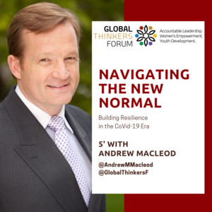 5' with Andrew MacLeod on Navigating the New Normal