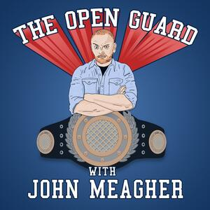 The Open Guard with John Meagher