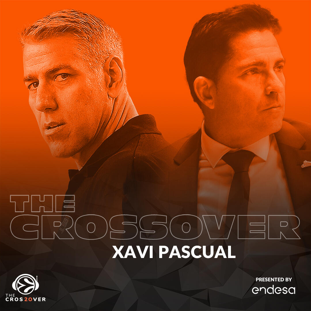 14: The Crossover (20th Anniversary edition): Xavi Pascual
