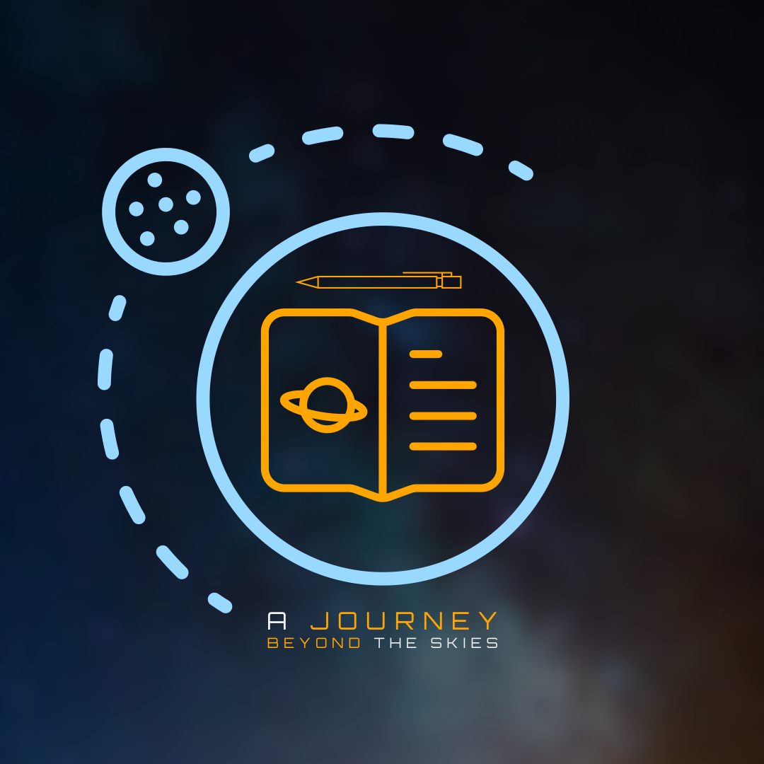 """""""A Journey Beyond The Skies"""" Podcast"""