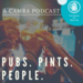 A CAMRA podcast square