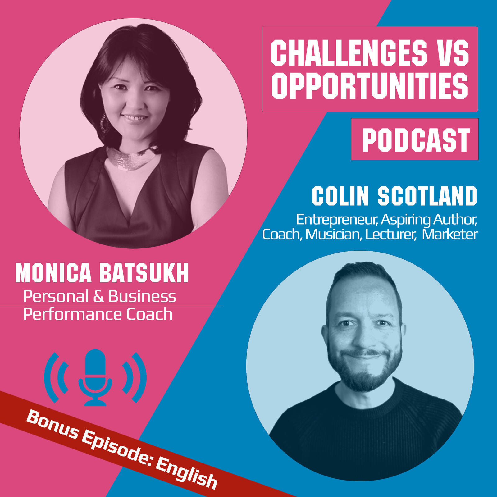 5: Find Your Why, Find Your Niche with Colin Scotland