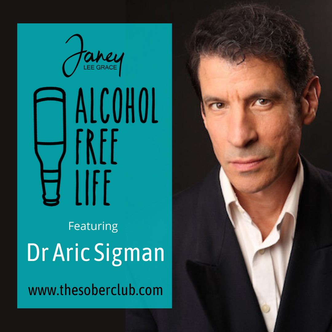 73: Featuring Dr Aric Sigman and Danielle from Binary Drinks