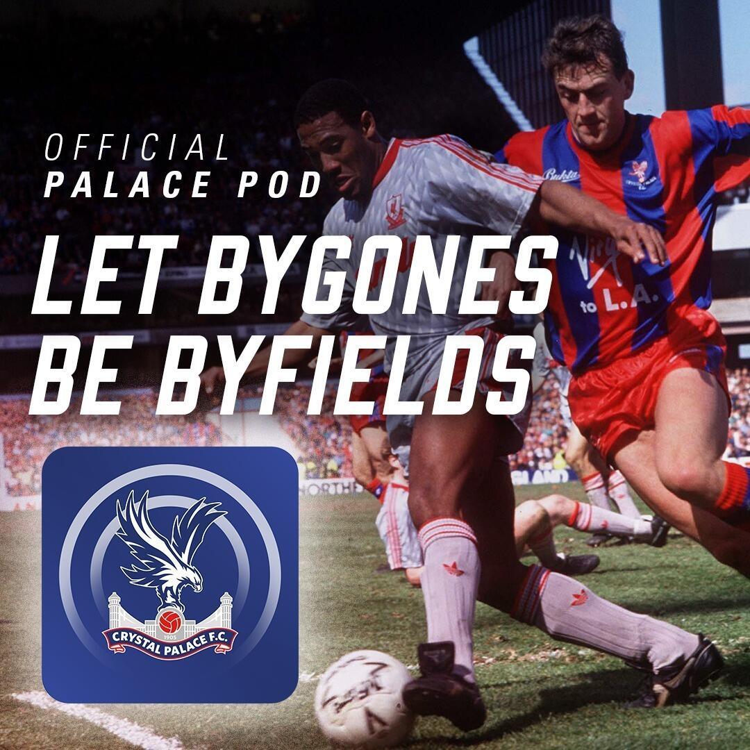 Pod 50 | Let Bygones be Byfields ... Terry Byfield