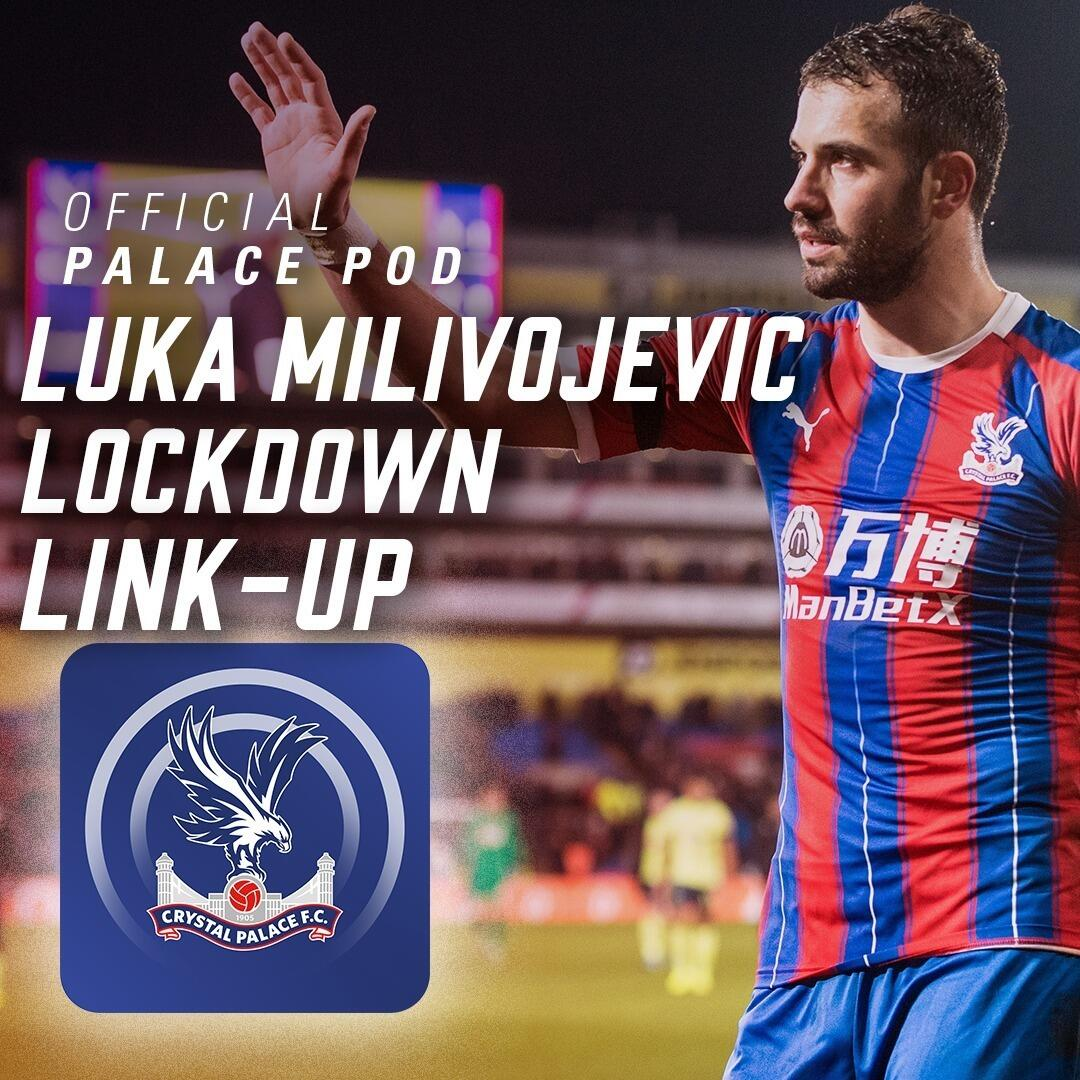 Pod 52 | Luka Milivojevic Lockdown Link-up