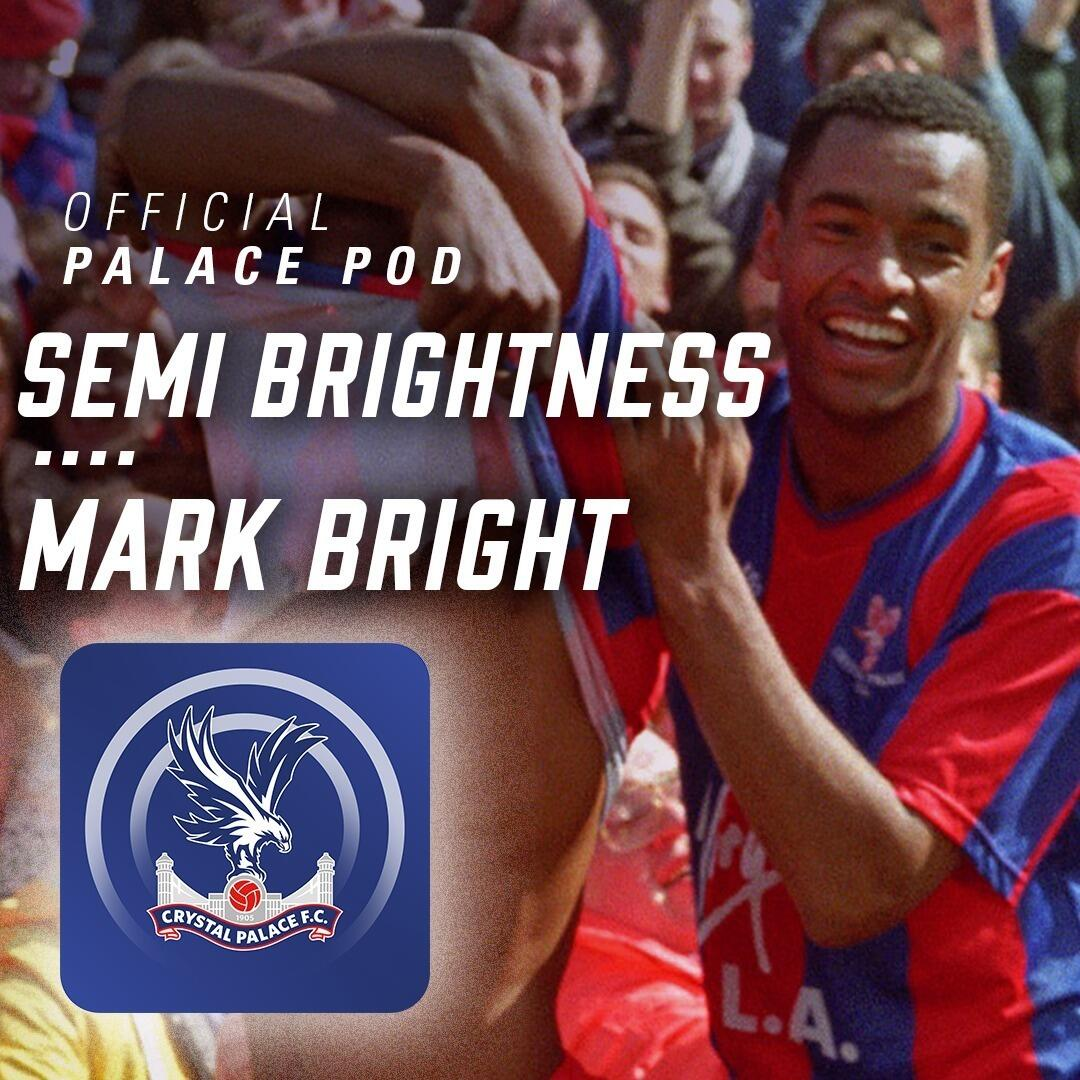 Pod 53 | Semi Brightness ... Mark Bright on 90s football