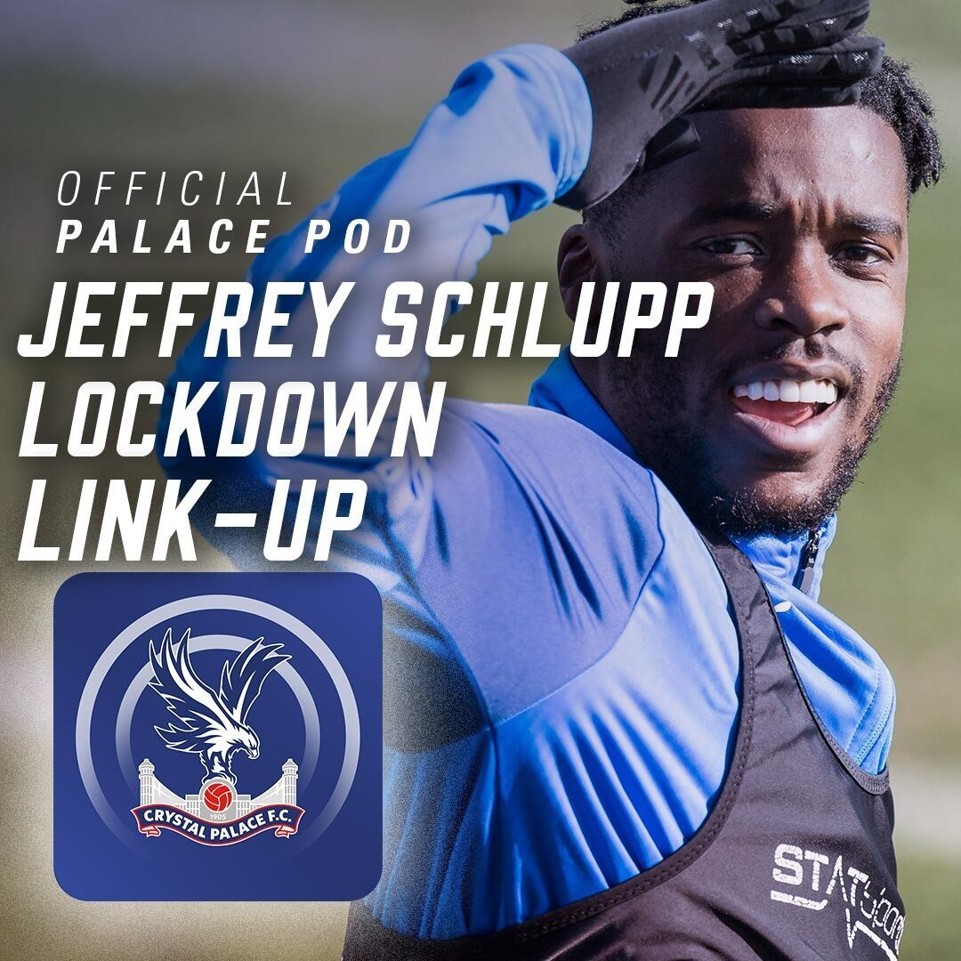 Pod 54 | Jeffrey Schlupp Lockdown Link-up