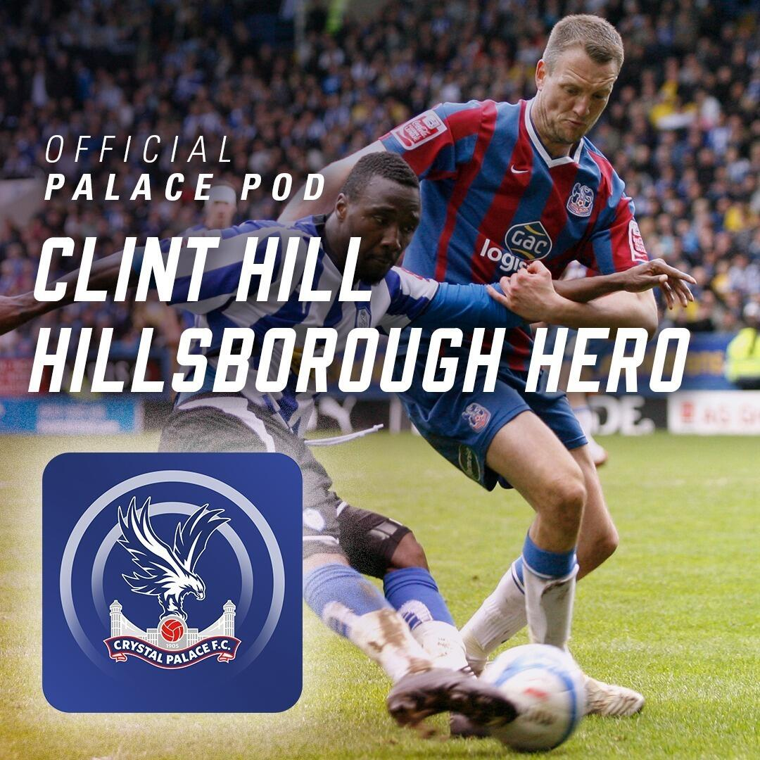 Pod 56 | Clint Hill … Hillsborough hero