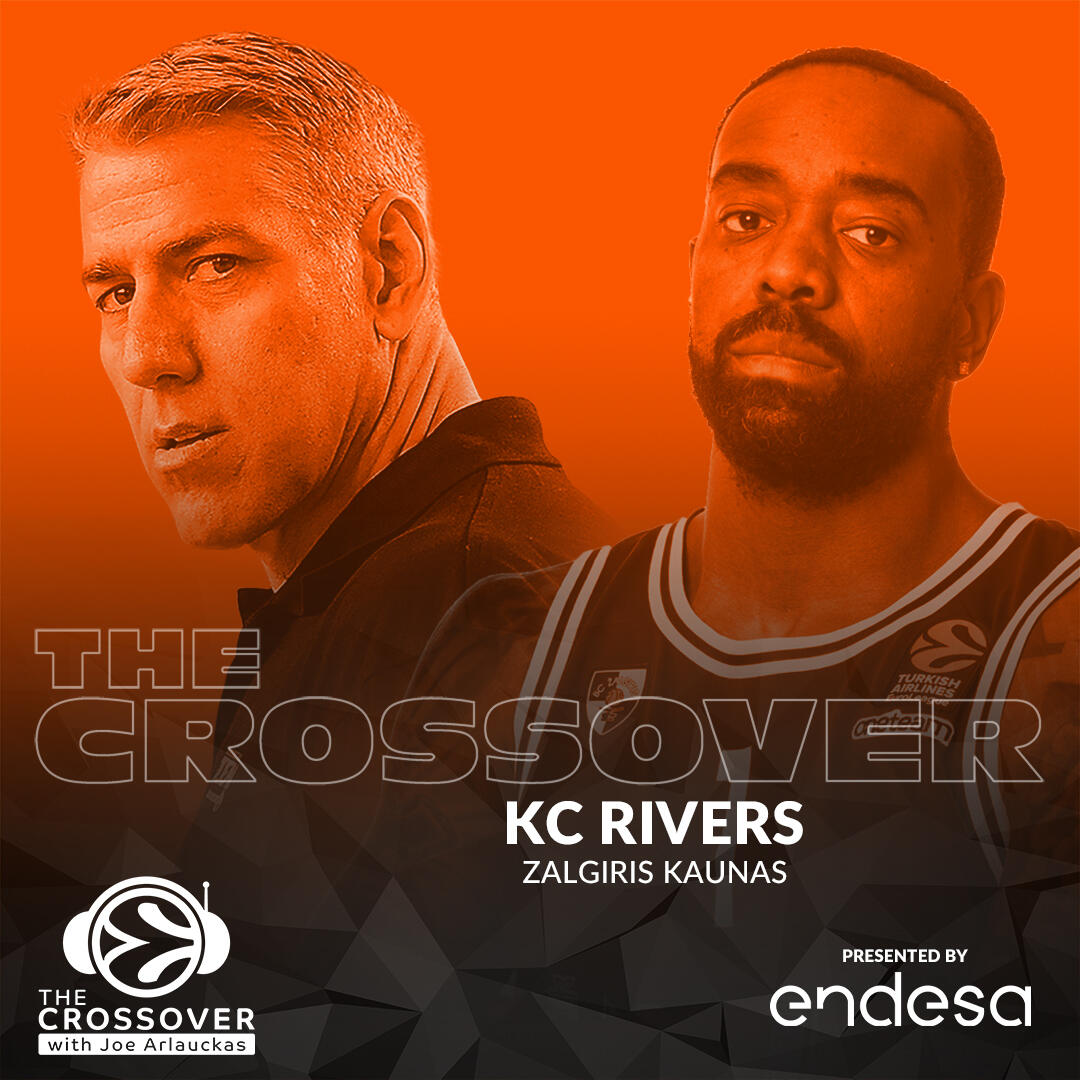 15: The Crossover: KC Rivers