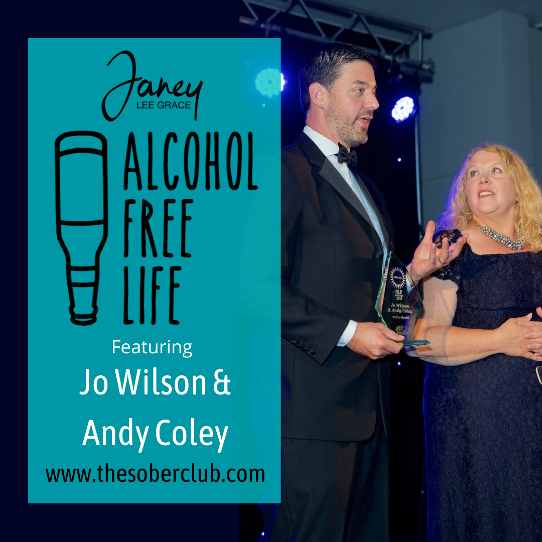 75: Janey interviews Jo Wilson & Andy Coley on the power of NLP