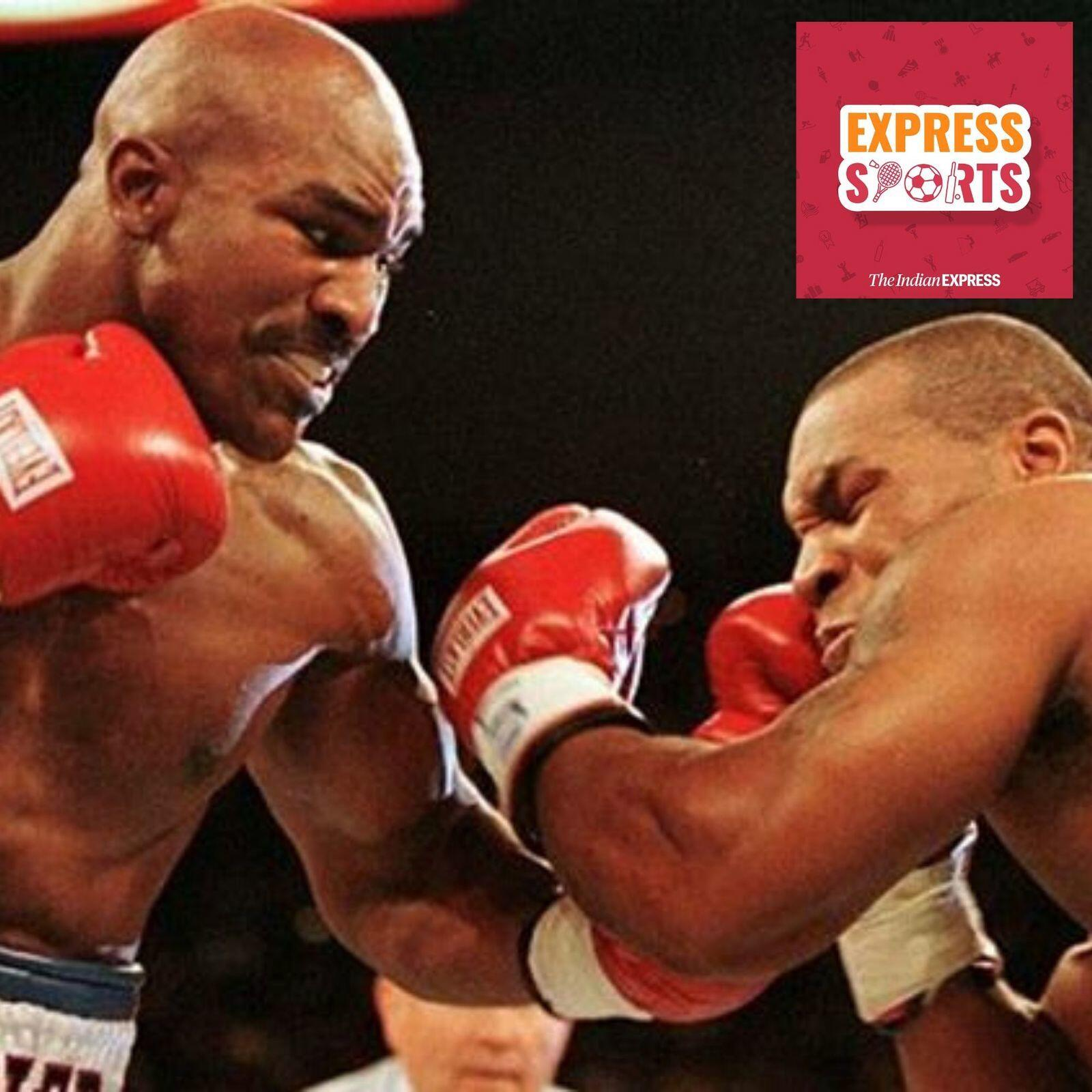 75: Old Scores: The epic 1996 bout when Mike Tyson and Evander Holyfield finally fought