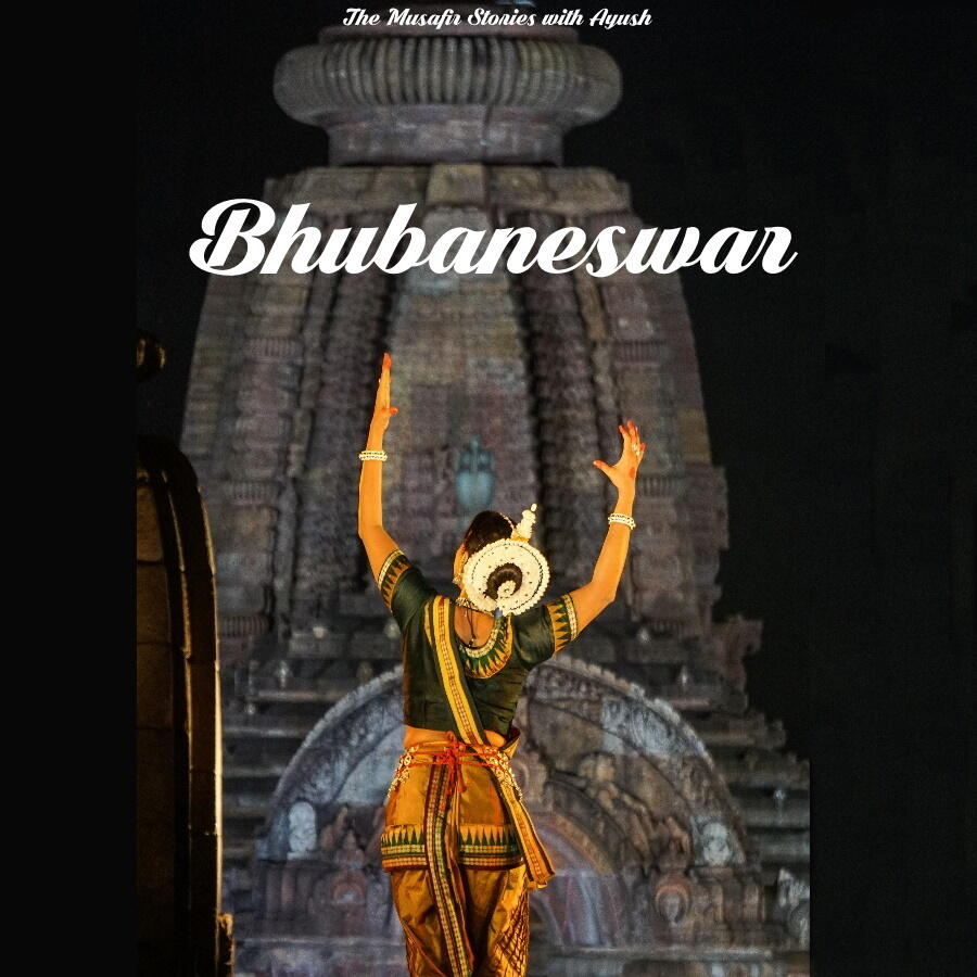 81: Bhubaneswar with Ayush