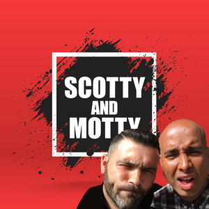Scotty and Motty Two Mancs One Barnet