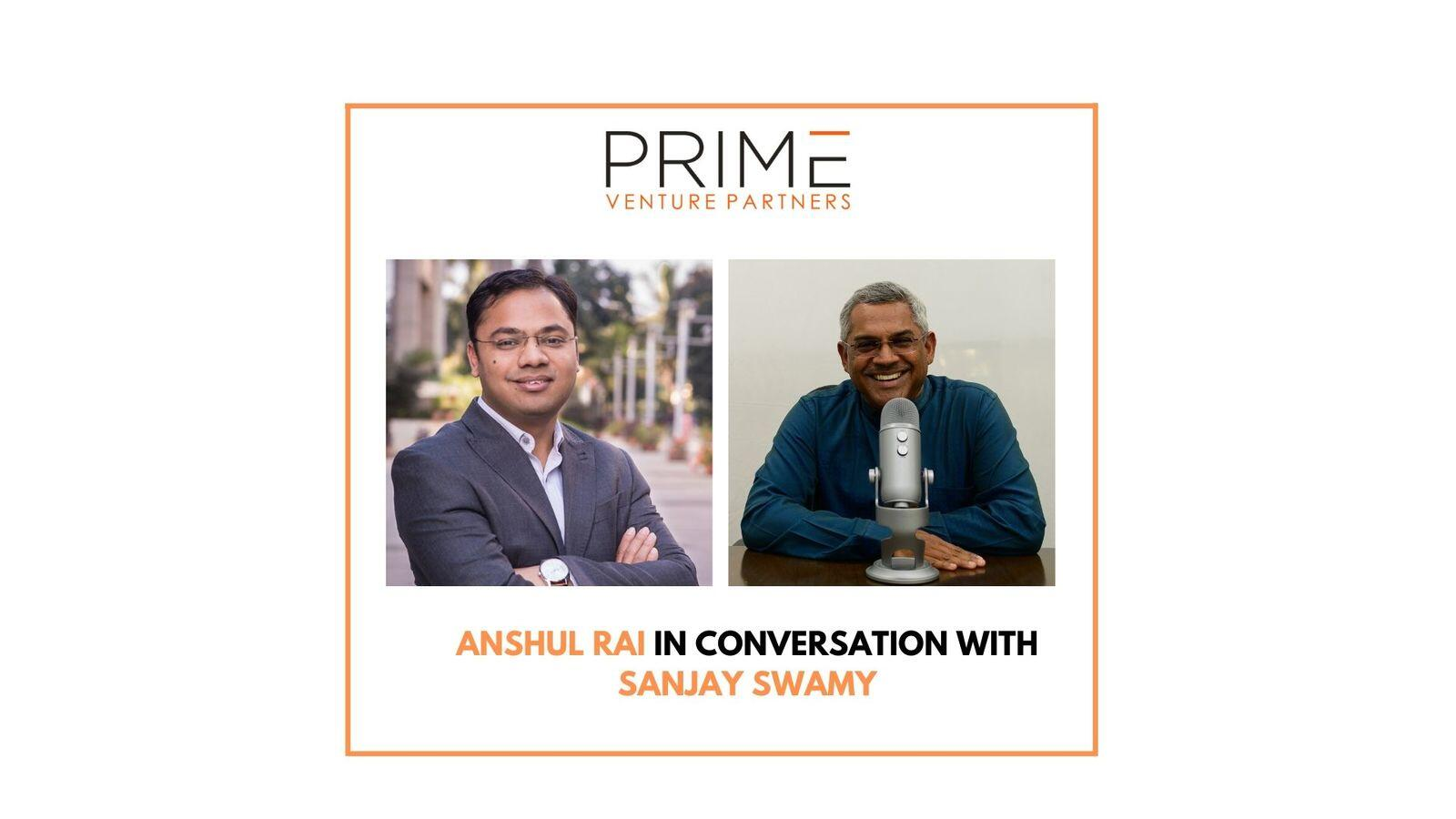 6: The story of evolution of Happay into one of the largest B2B expense management platform with Anshul Rai, CEO and Co-Founder Happay