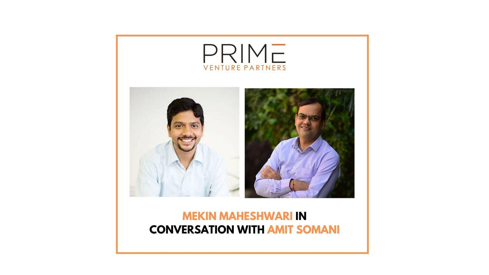 15: How to build an effective technology team with Mekin Maheswari, founder of Udhyam