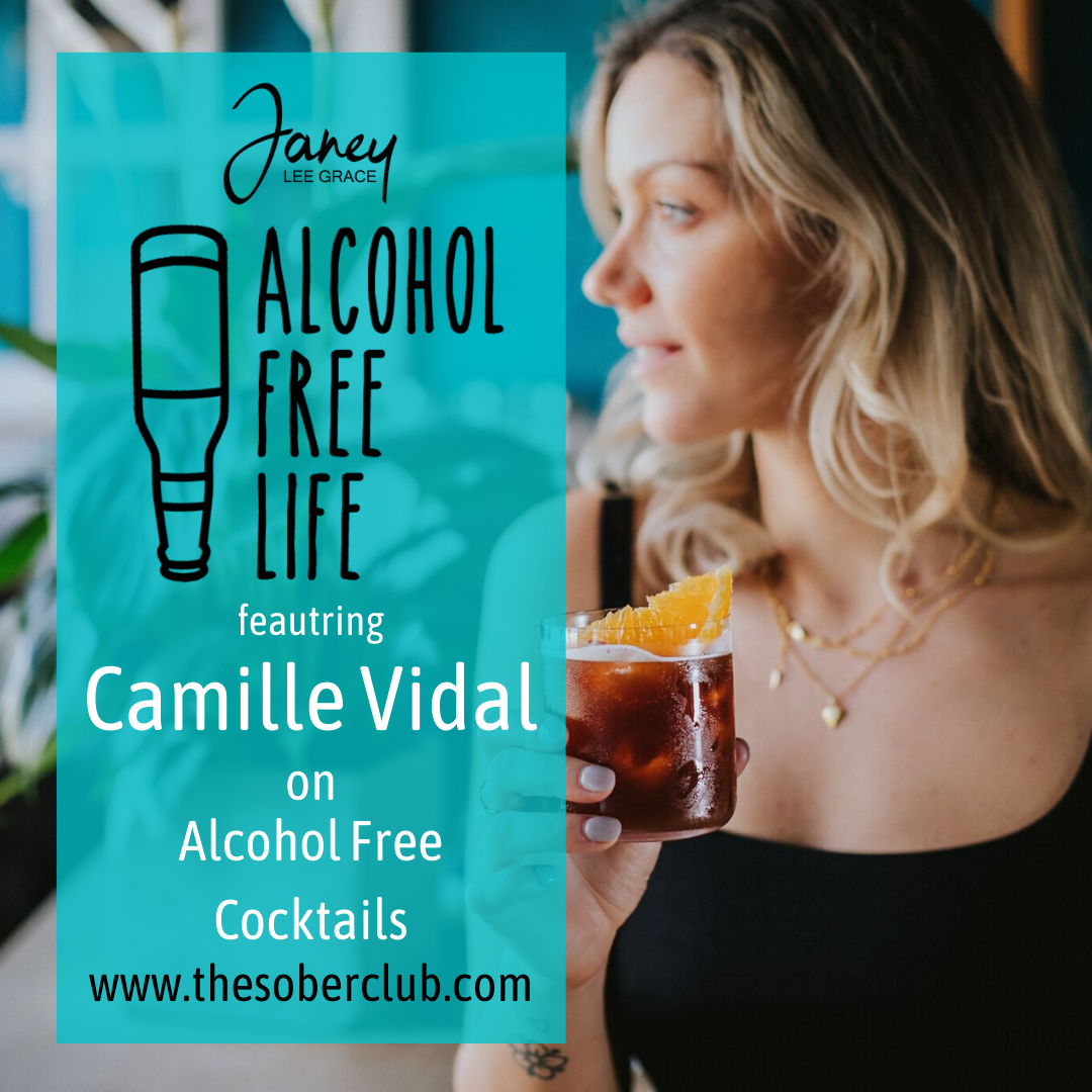 77: With Camille Vidal on AF cocktails