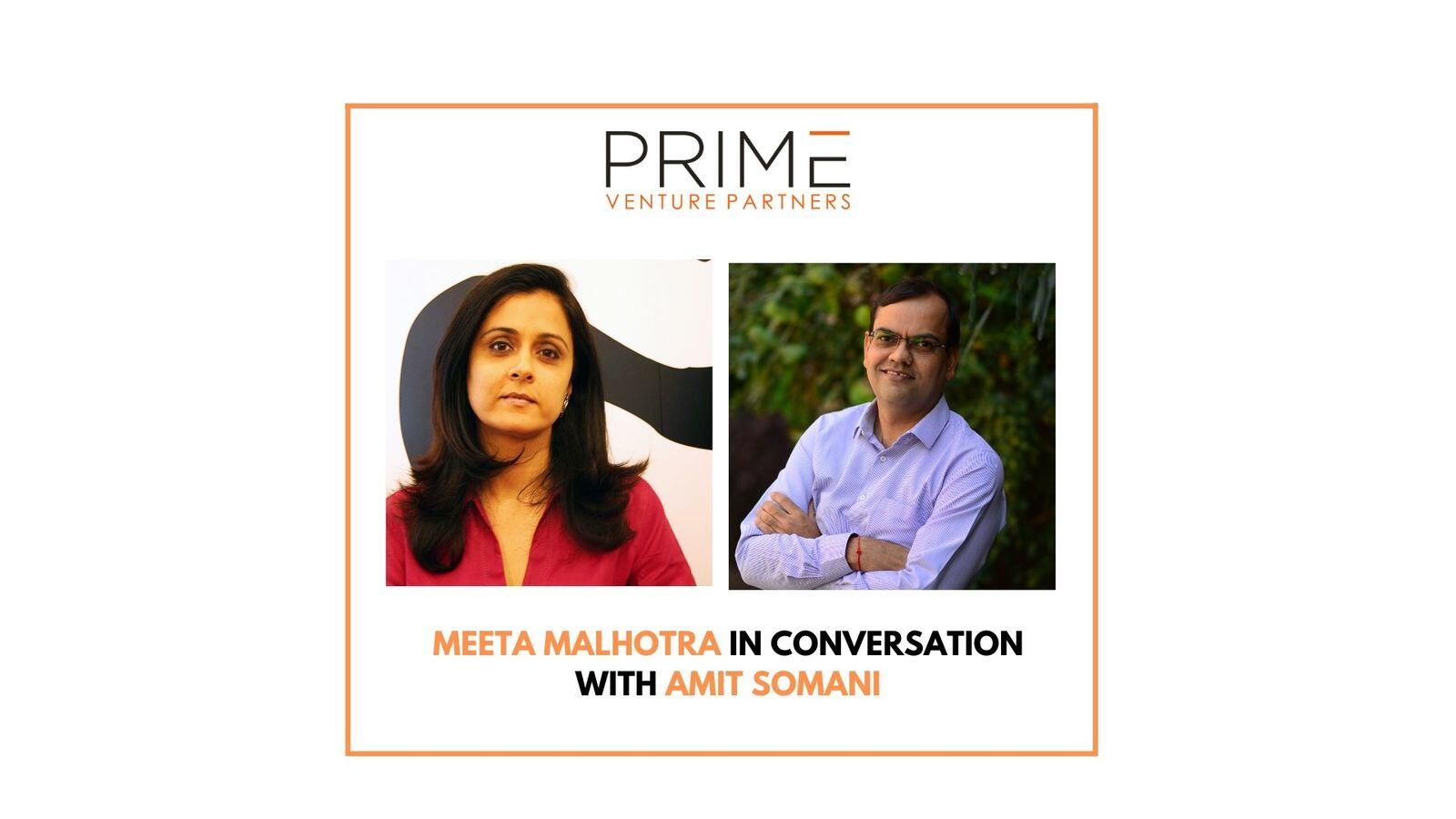 16: Building your brand narrative with Meeta Malhotra, Founder The Hard Copy