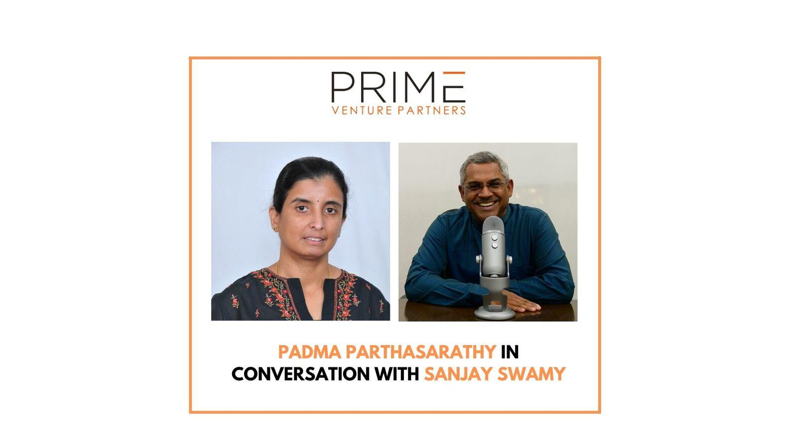 17: Padma Parthasarathy, SVP and Global Head, Consulting and Digital Services at Tech Mahindra