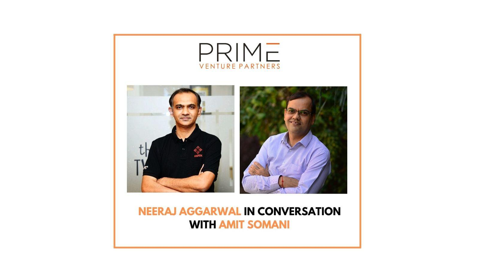 13: You need a company operating system to grow your startup xto10x - Neeraj Aggarwal