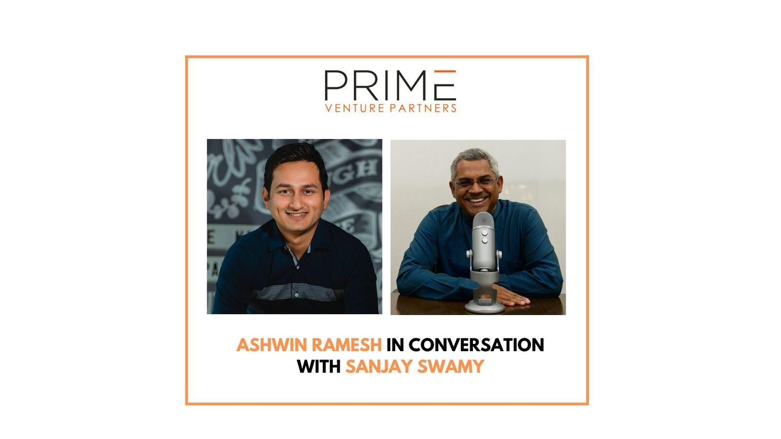 8: Ashwin Ramesh, CEO Synup on getting your US move right