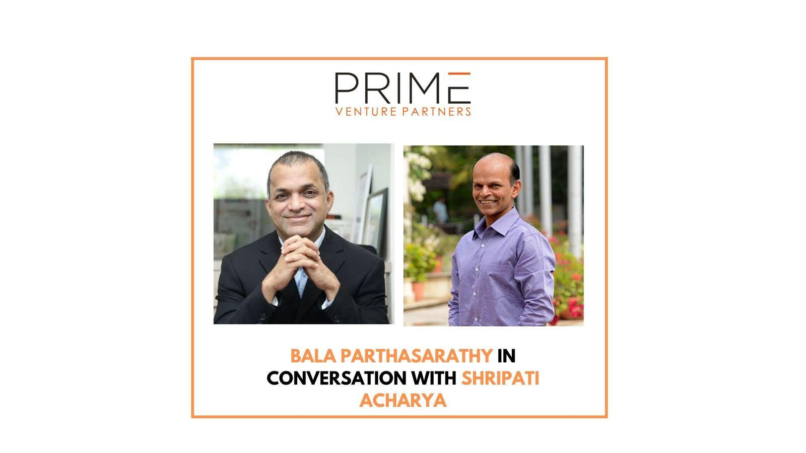 7: Choosing your Startup sector and avoiding pitfalls in Fintech Startups with Bala Parthasarathy, CEO MoneyTap