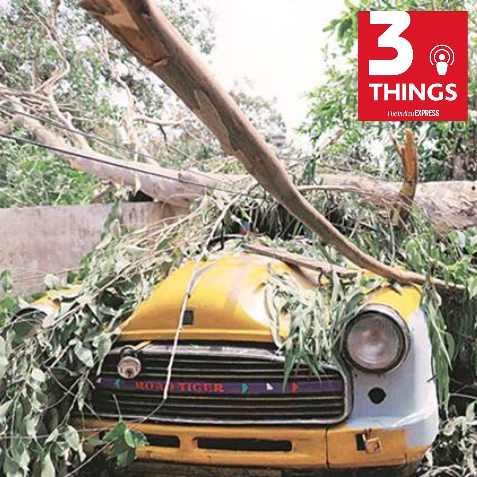884: Cyclone Amphan batters West Bengal, confusion over flights, low COVID-19 test centres