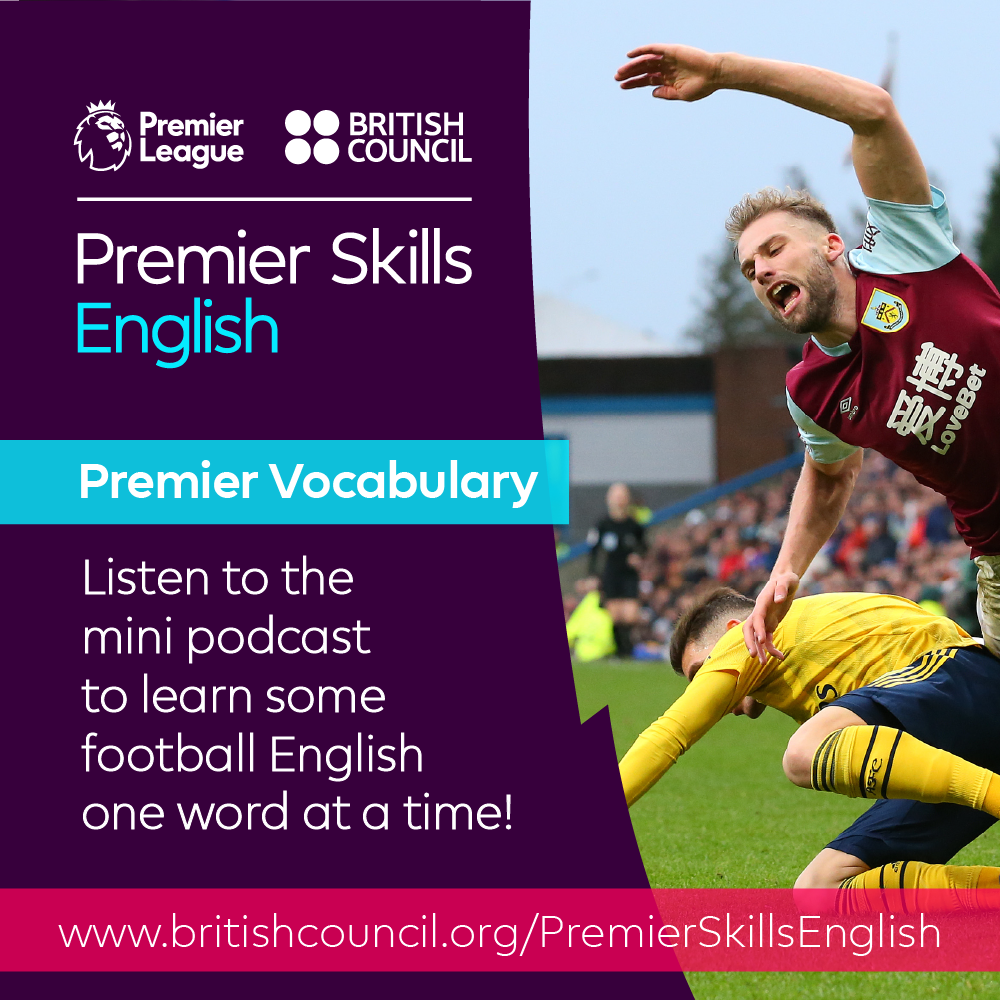 Premier Vocabulary - Easy - Tackle
