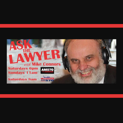 11: Steve Snyder Is interviewed on Ask The Lawyer With Mike Connors