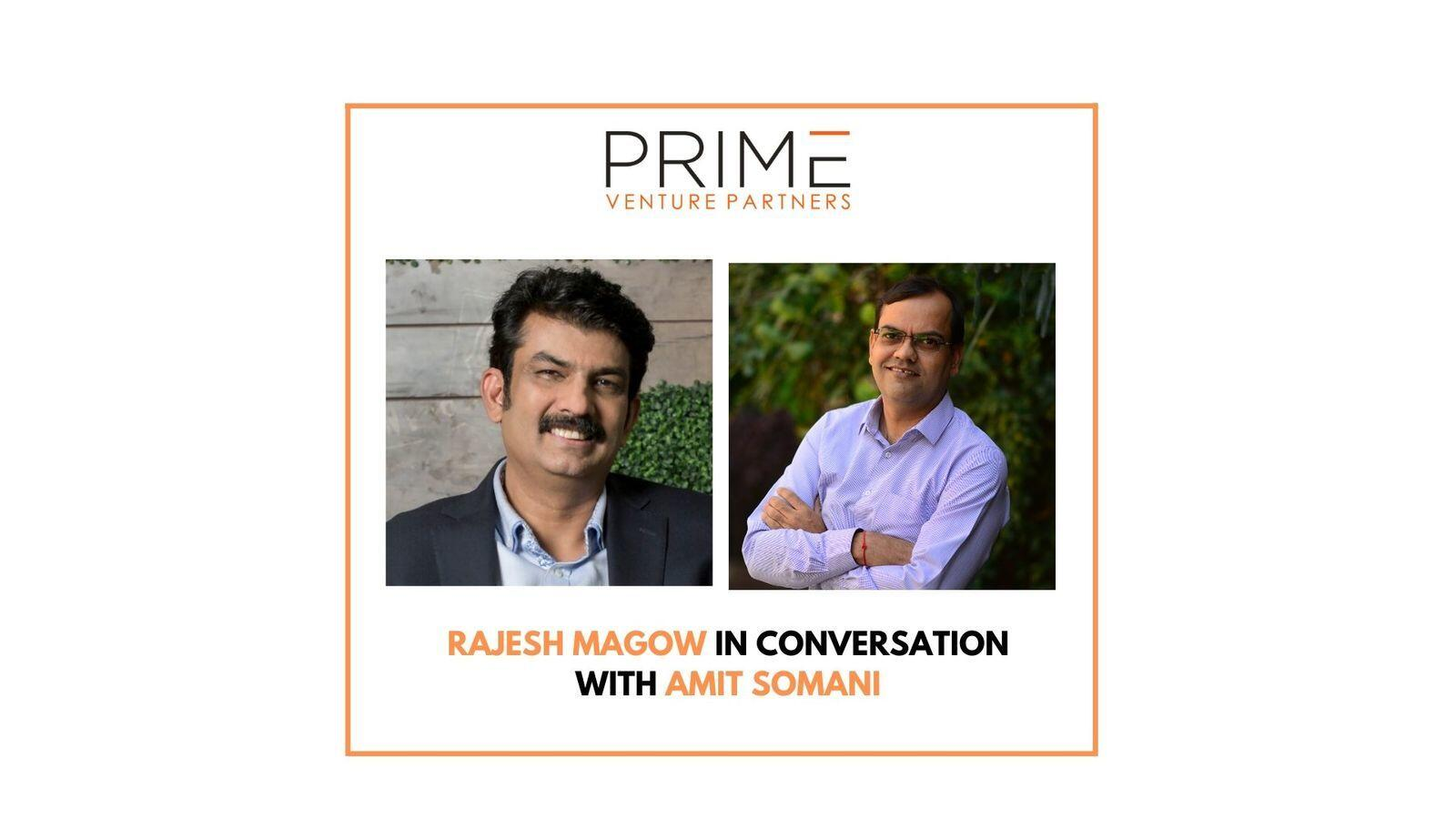 23: Rajesh Magow, Co-founder and Group CEO MakeMyTrip on dealing with crisis and future of travel industry.
