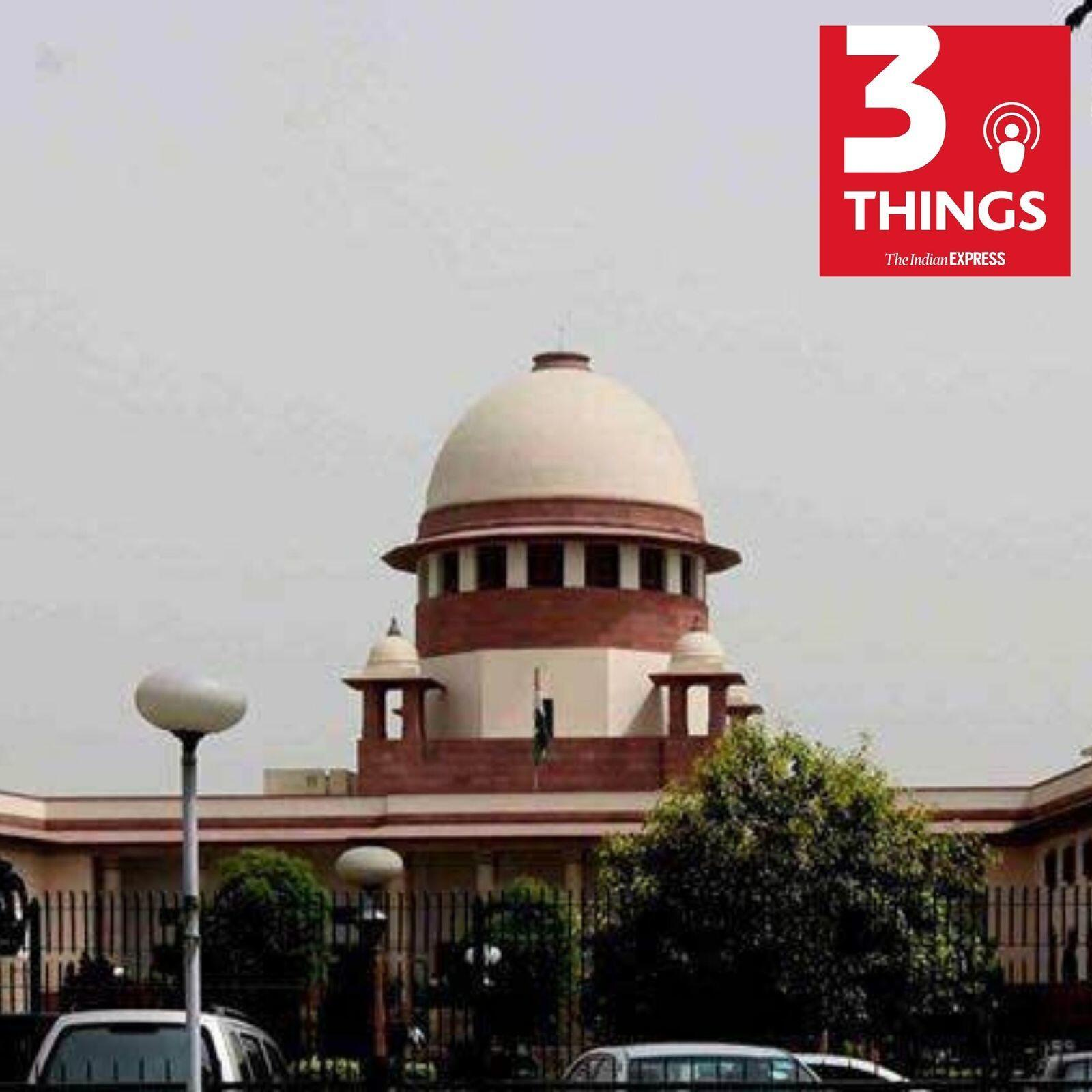 896: How courts have handled COVID-19, India's growth slump, experts criticise lockdown