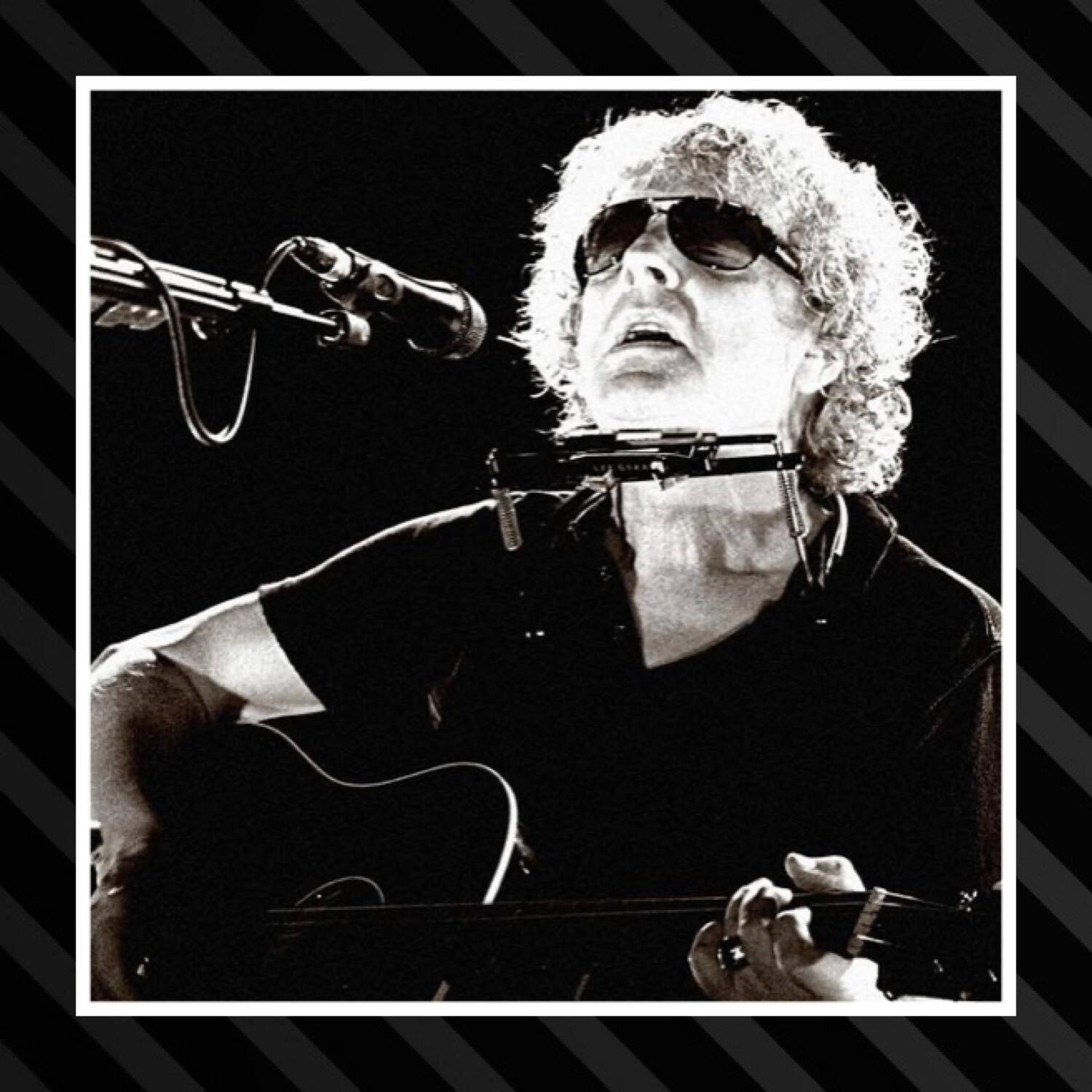 9: The one with Mott The Hoople's Ian Hunter Image