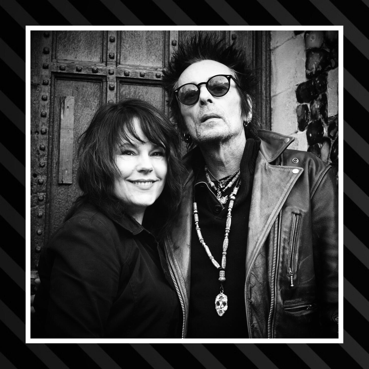 26: The one with The New York Doll's Earl Slick