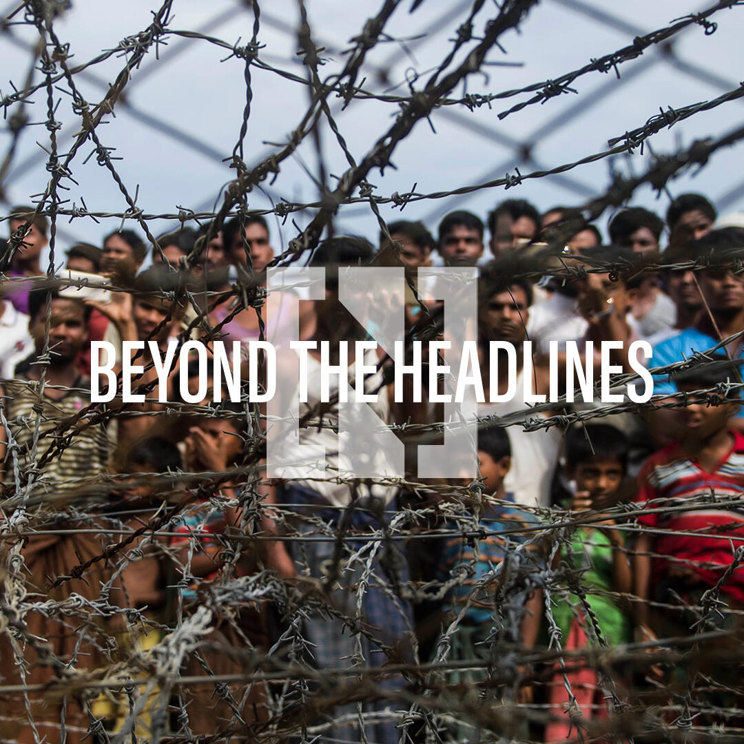 Will coronavirus wipe out refugee camps?