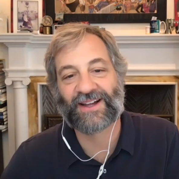 Episode 198: Judd Apatow In Isolation On The Music Of The King Of Staten Island