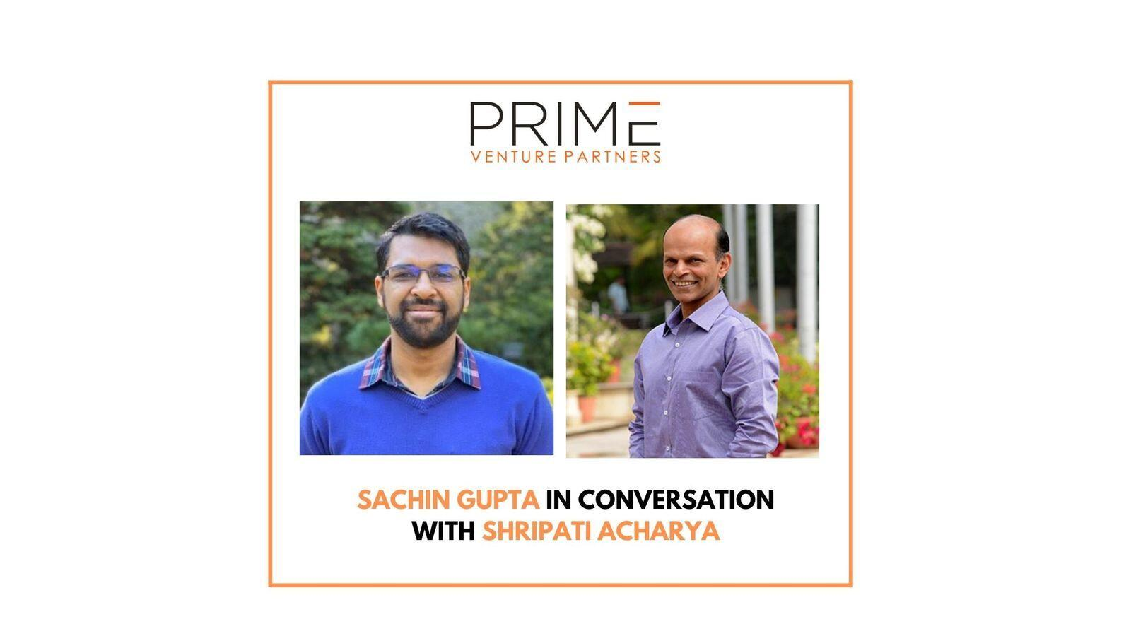 25: Sachin Gupta, CEO and Co-Founder HackerEarth on Leveraging The Power of Communities