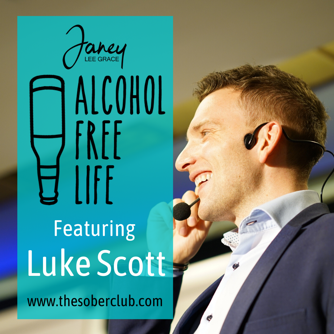 81: Featuring Luke Scott on Speaking your truth