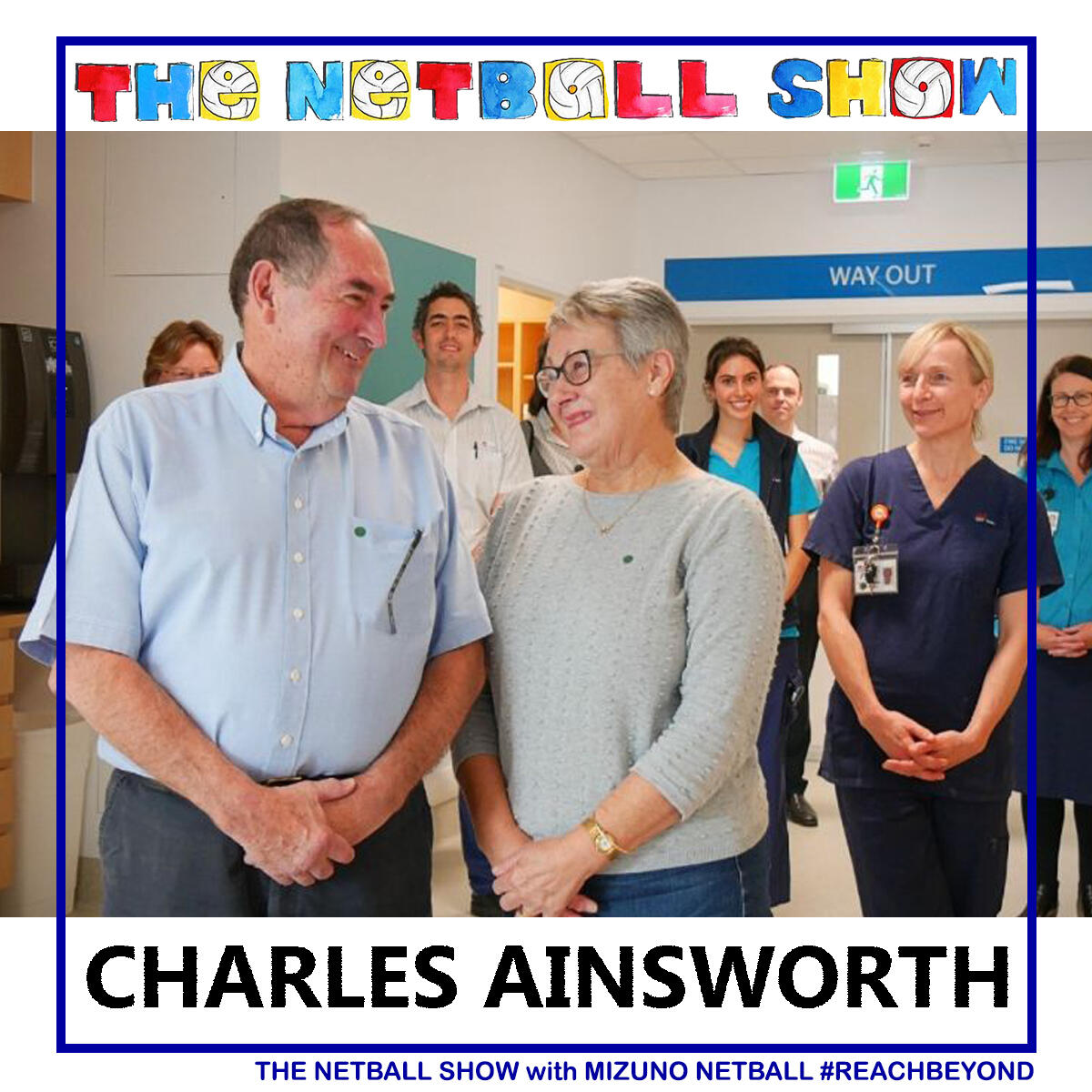 227: Charles Ainsworth's COVID 19 Story (23rd June 2020)
