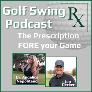 Golf Swing Rx Podcast: The Prescription FORE your Game
