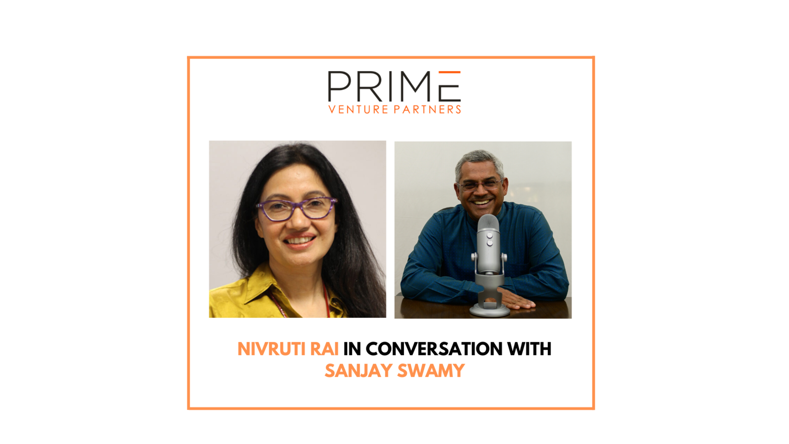 27: Nivruti Rai, Country Head, Intel India on her life as woman executive & Intel engagements with startup ecosystem
