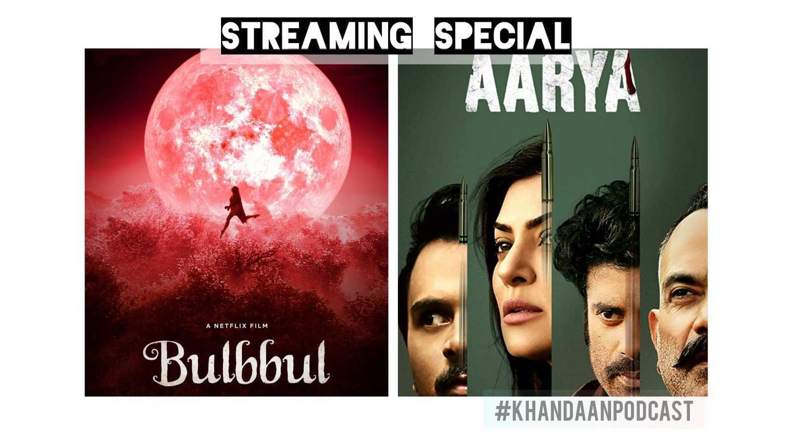 66: Bulbbul and Aarya ft. @BethLovesBollywood