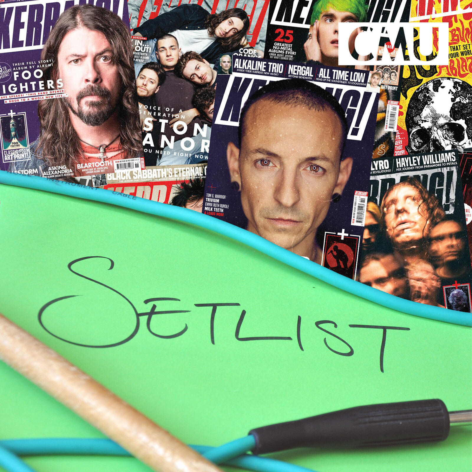 Music magazines stay off the shelves